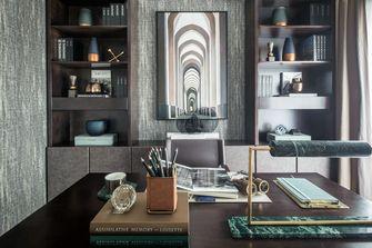 15-20万120平米三室两厅轻奢风格书房设计图