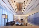 15-20万110平米公寓中式风格客厅图