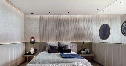 富裕型三混搭风格卧室效果图
