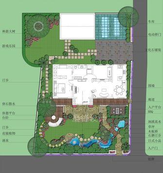 豪华型140平米四室三厅美式风格其他区域装修效果图