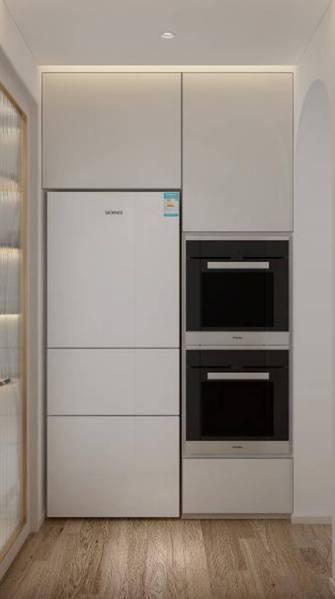 豪华型40平米小户型现代简约风格厨房图