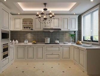 豪华型140平米别墅美式风格厨房装修案例