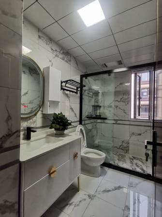 20万以上140平米复式中式风格卫生间设计图