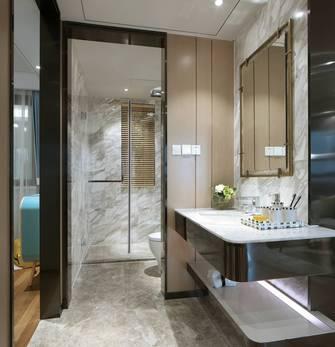 10-15万110平米三室两厅欧式风格卫生间设计图