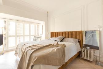 豪华型140平米三室一厅法式风格卧室欣赏图
