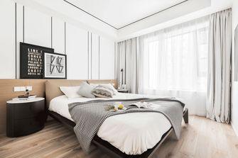 富裕型130平米三室两厅北欧风格卧室欣赏图