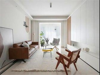 富裕型120平米四室两厅现代简约风格客厅装修案例