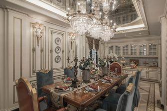 富裕型90平米新古典风格餐厅效果图