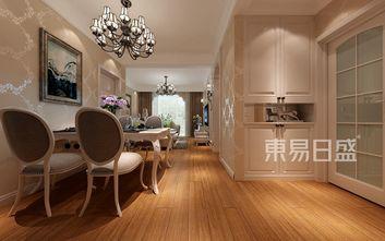 豪华型80平米欧式风格餐厅图片大全
