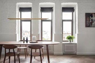3万以下110平米新古典风格餐厅图