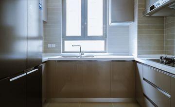 120平米三室一厅轻奢风格厨房装修案例