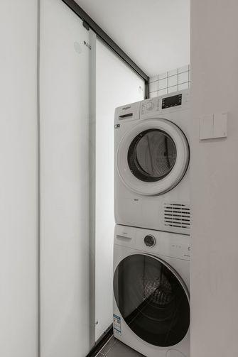经济型90平米三室一厅日式风格卫生间装修案例