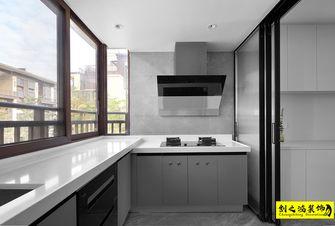 富裕型130平米三室两厅中式风格厨房图