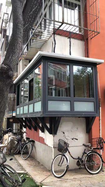 中式风格阳台装修案例
