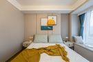富裕型120平米三室两厅北欧风格卧室效果图