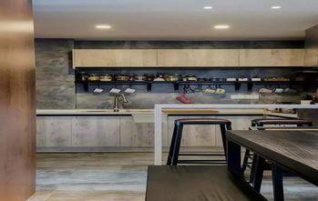 三工业风风格厨房装修图片大全