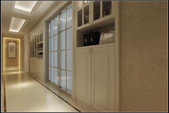 豪华型140平米三室一厅北欧风格走廊效果图