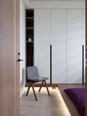富裕型80平米日式风格卧室设计图