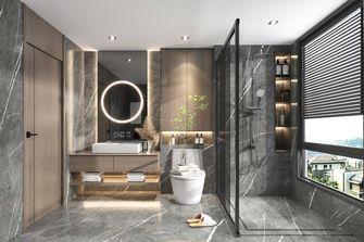 130平米四室两厅中式风格卫生间图