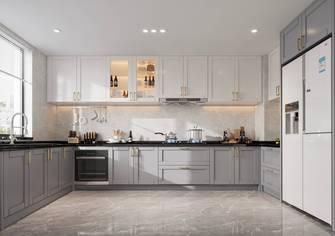 豪华型140平米四室两厅美式风格厨房效果图
