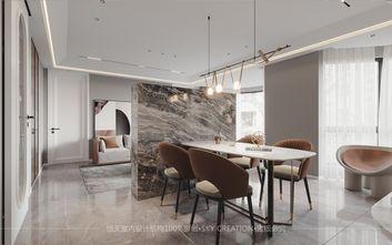 15-20万110平米轻奢风格餐厅设计图