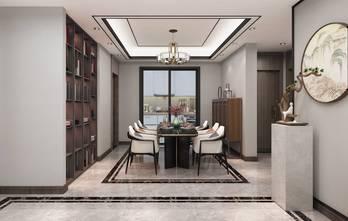 豪华型140平米三中式风格餐厅装修效果图