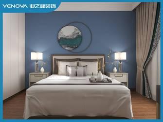 60平米一室一厅现代简约风格卧室图片大全