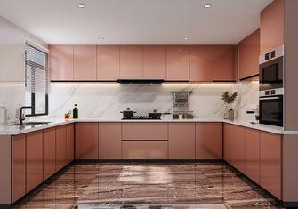 轻奢风格厨房装修案例