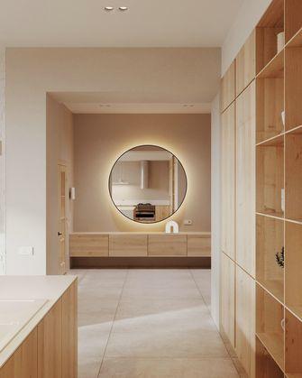 经济型110平米三室两厅现代简约风格玄关设计图