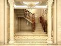 豪华型140平米欧式风格走廊效果图