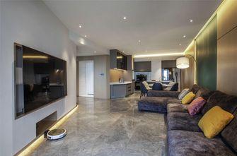 3万以下140平米三室两厅混搭风格客厅图