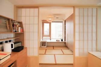 日式风格书房图