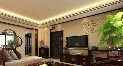 100平米三新古典风格客厅欣赏图