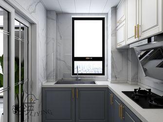 10-15万130平米四美式风格厨房装修图片大全