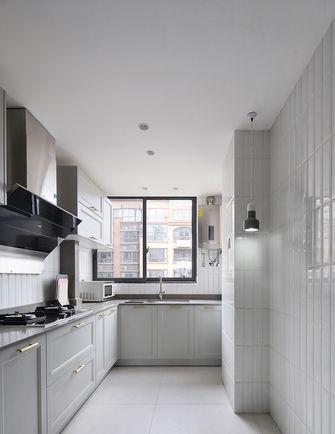 80平米公寓北欧风格厨房欣赏图