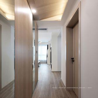富裕型90平米三现代简约风格走廊图片
