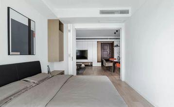 3-5万80平米现代简约风格卧室欣赏图