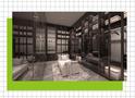 豪华型140平米别墅中式风格衣帽间图片大全