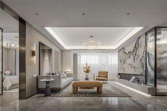 豪华型140平米别墅轻奢风格客厅设计图