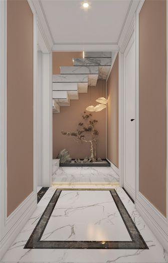 豪华型140平米别墅轻奢风格走廊图