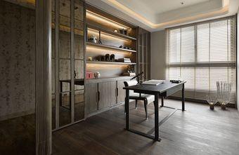 豪华型140平米三室一厅欧式风格书房装修效果图