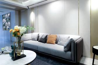 140平米港式风格客厅效果图