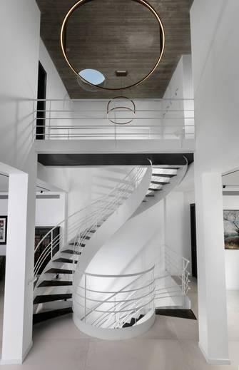 140平米现代简约风格其他区域效果图