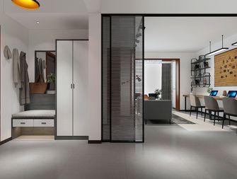 豪华型120平米三室两厅工业风风格衣帽间图片