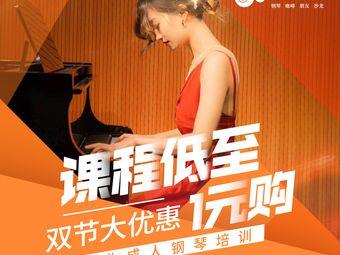 乐橙岛成人钢琴36店通用(五一广场店)