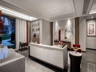 富裕型120平米三室两厅中式风格客厅设计图