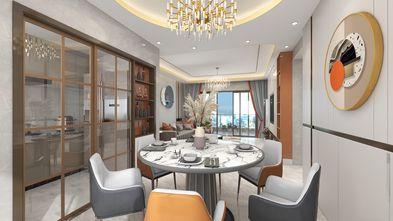 20万以上130平米四室两厅欧式风格餐厅图片