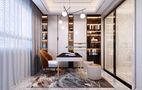 20万以上140平米三室两厅美式风格书房效果图