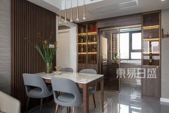 富裕型50平米一居室轻奢风格餐厅欣赏图