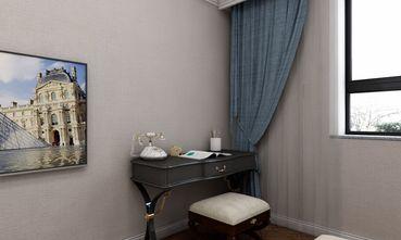 70平米新古典风格卧室图